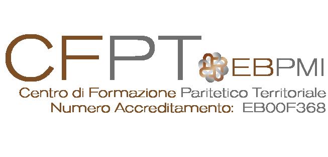Logo Centro di Formazione Paritetico Territoriale Ascoli Piceno CFPT EB00F368